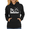 The Rodfather - Mens Funny Fishing Womens Hoodie