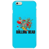 THE ROLLING DEAD - THE WALKING DEAD PARODY - THE AMC TWD SHOW - AMC - ZOMBIES Phone Case