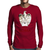 The Roman Eagle Mens Long Sleeve T-Shirt