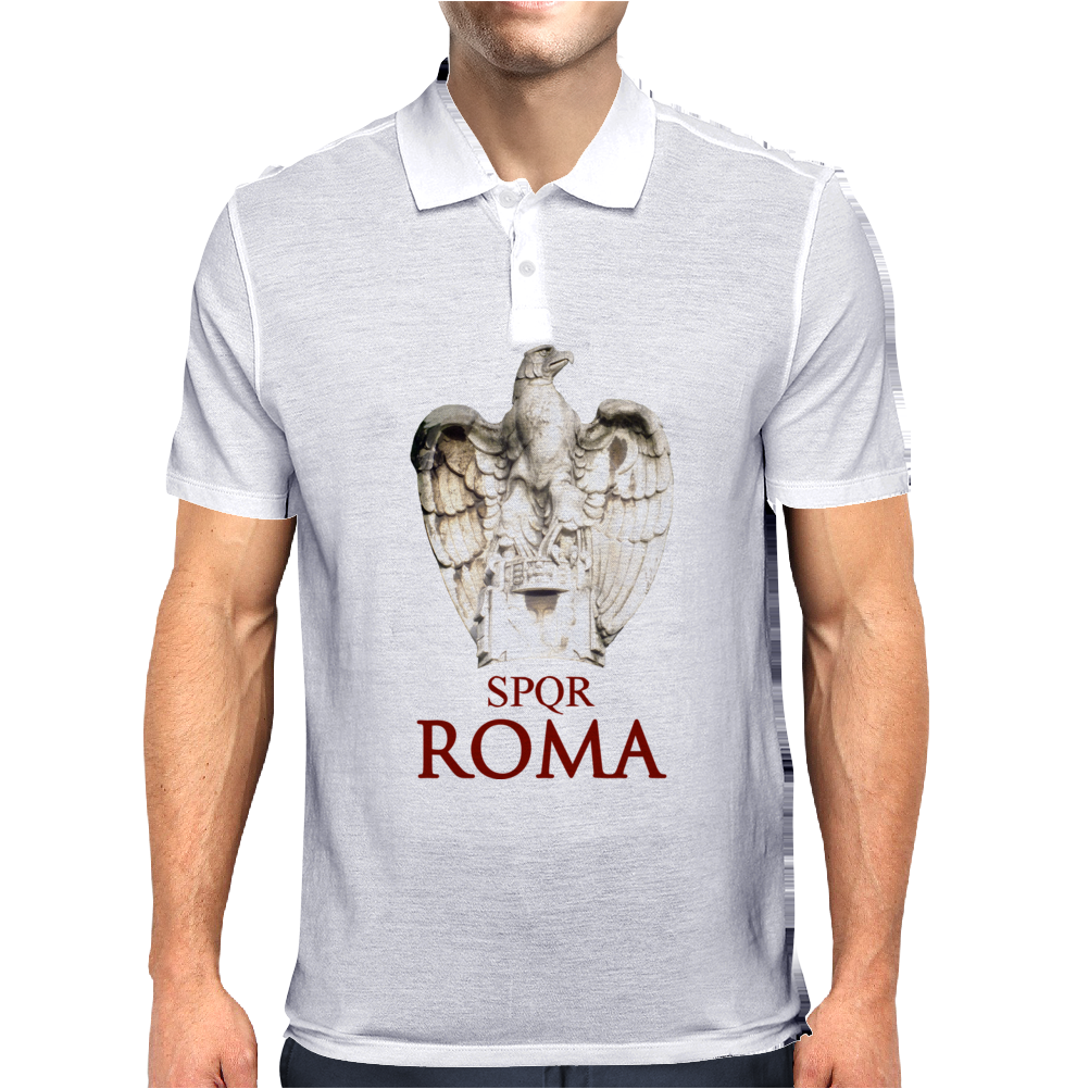 The Roman Eagle Mens Polo