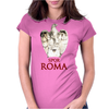 The Roman Eagle Womens Fitted T-Shirt