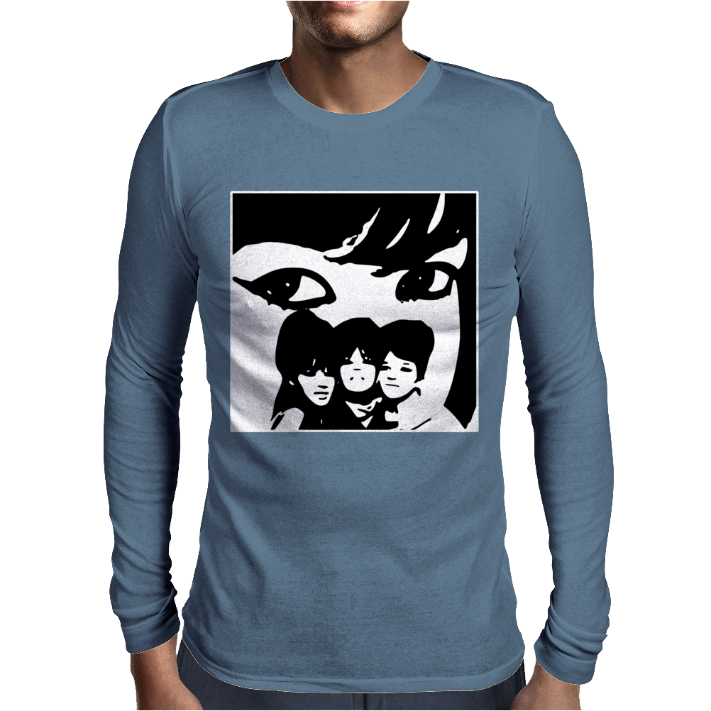 The Ronettes Girl Band Icons Phil Spector Mens Long Sleeve T-Shirt