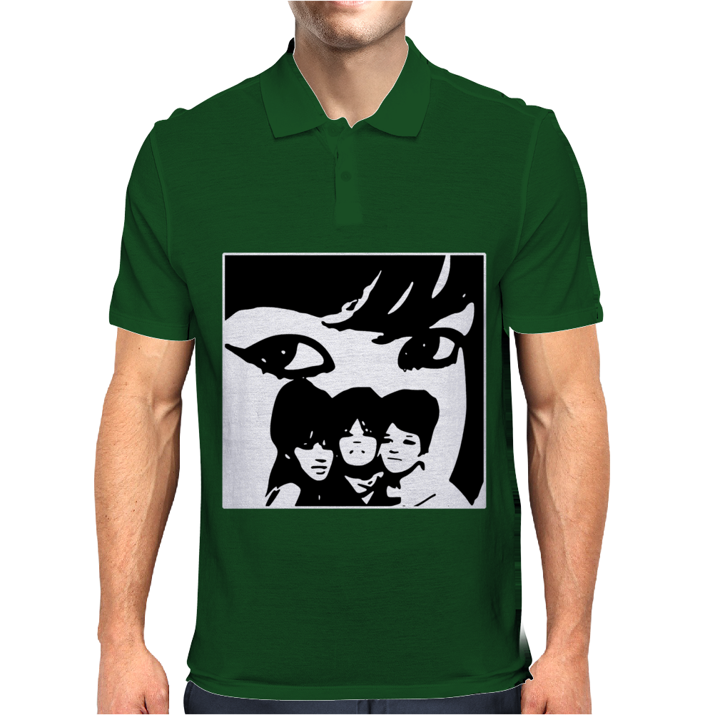 The Ronettes Girl Band Icons Phil Spector Mens Polo