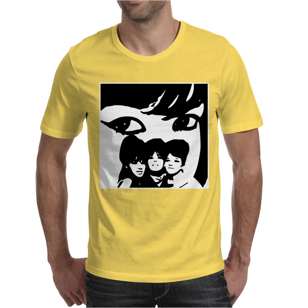 The Ronettes Girl Band Icons Phil Spector Mens T-Shirt