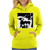 The Ronettes Girl Band Icons Phil Spector Womens Hoodie