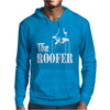 The Roofer Mens Hoodie