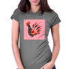 The roosters Womens Fitted T-Shirt