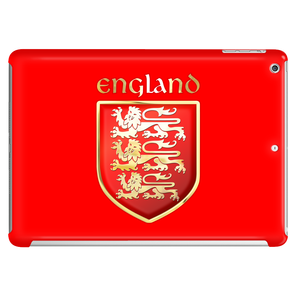 The Royal Arms of England Tablet