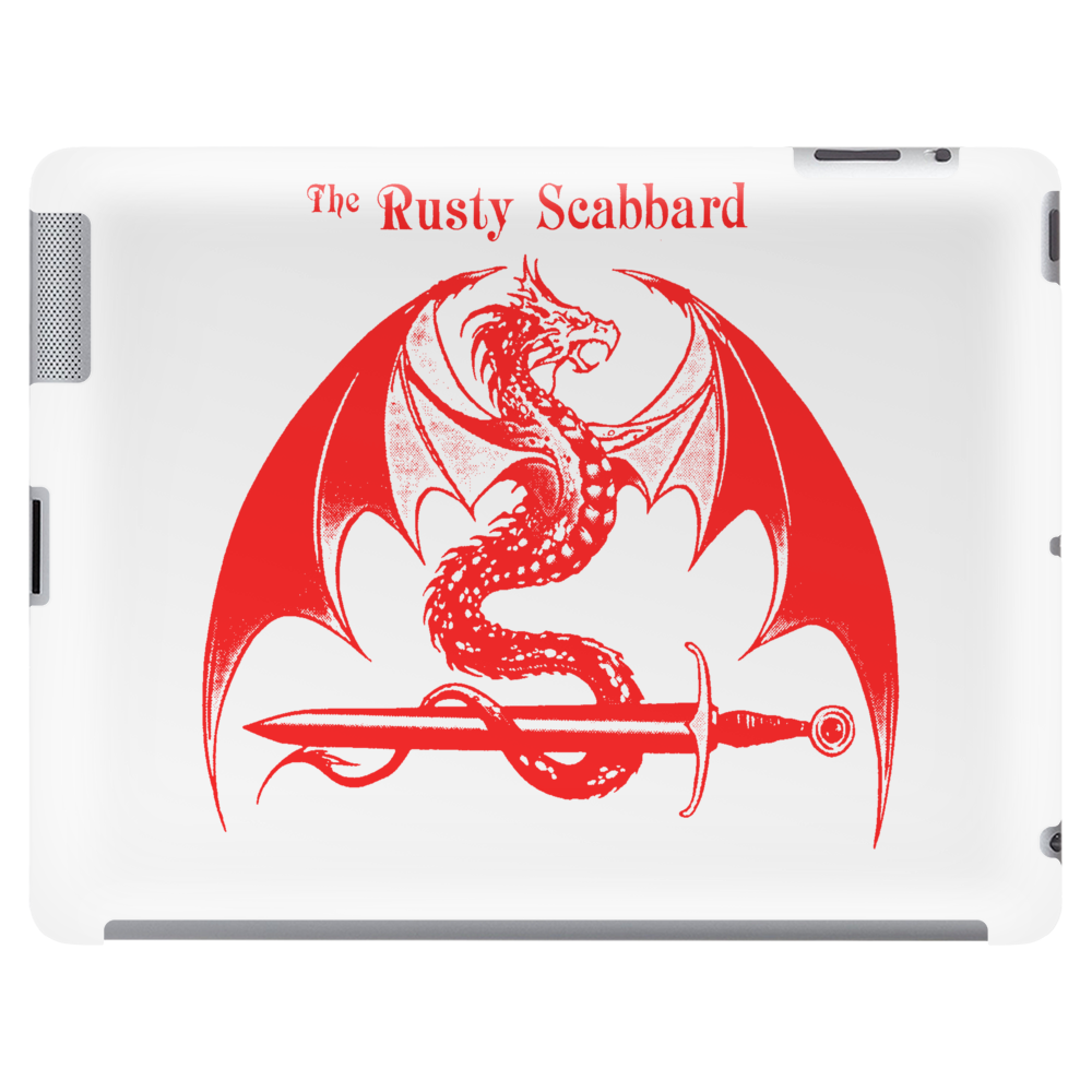 The rusty scabbard Tablet