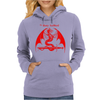 The rusty scabbard Womens Hoodie