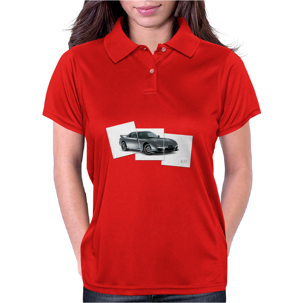 The RX7 Womens Polo