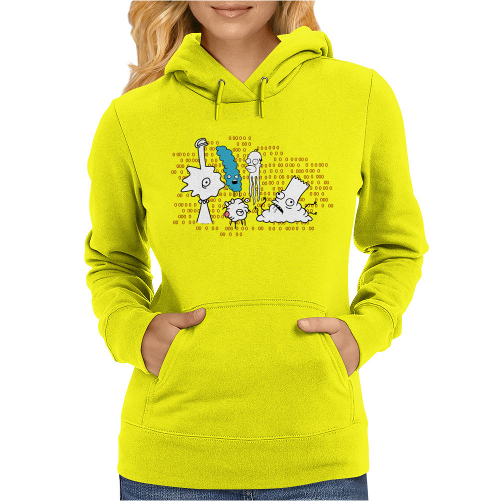 The Sampsans Womens Hoodie