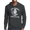 The Saurus thesaurus Knows All The Words Mens Hoodie