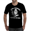 The Saurus thesaurus Knows All The Words Mens T-Shirt