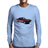The Shelby GT 500 Mens Long Sleeve T-Shirt