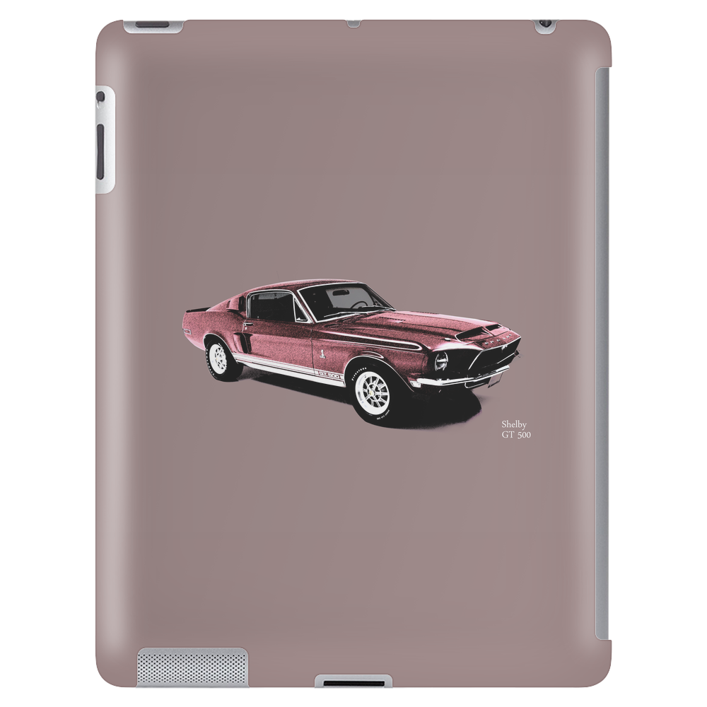 The Shelby GT 500 Tablet (vertical)