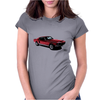 The Shelby GT 500 Womens Fitted T-Shirt