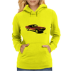 The Shelby GT 500 Womens Hoodie