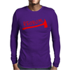 The Shining Inspired Redrum Mens Long Sleeve T-Shirt