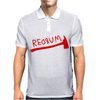The Shining Inspired Redrum Mens Polo