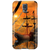 The ship Phone Case