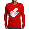 The shocker Mens Long Sleeve T-Shirt