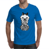 The Silver Fox and The Vase Mens T-Shirt