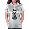 The Silver Fox and The Vase Womens Polo