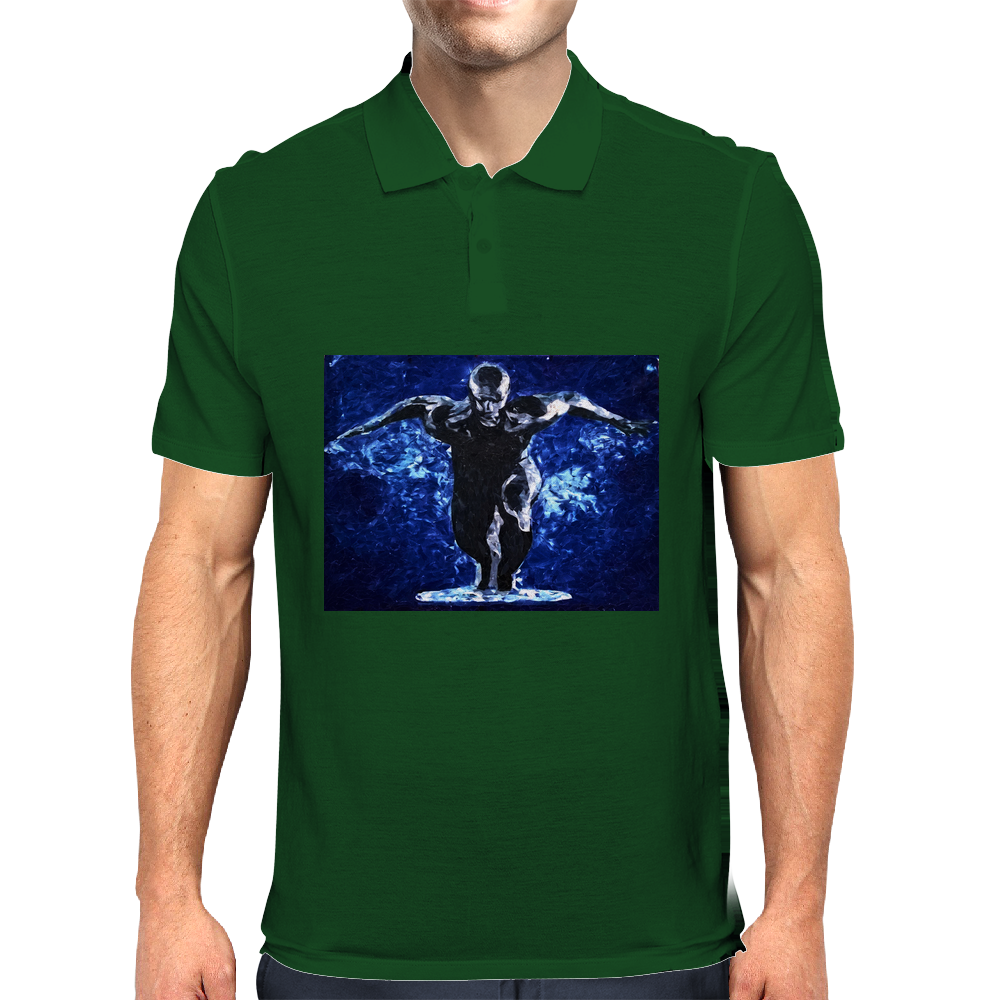 the silver surfer by Dryer Mens Polo