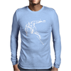 The Silver Surfer Mens Long Sleeve T-Shirt