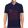 The Sith Code Mens Polo