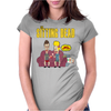 The Sitting Dead (Updated) Womens Fitted T-Shirt