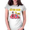 The Sitting Dead Womens Fitted T-Shirt