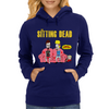 The Sitting Dead Womens Hoodie