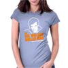 The Six Million Dollar Man Womens Fitted T-Shirt