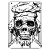 The skull chef Tablet