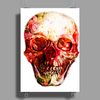The skull project Poster Print (Portrait)