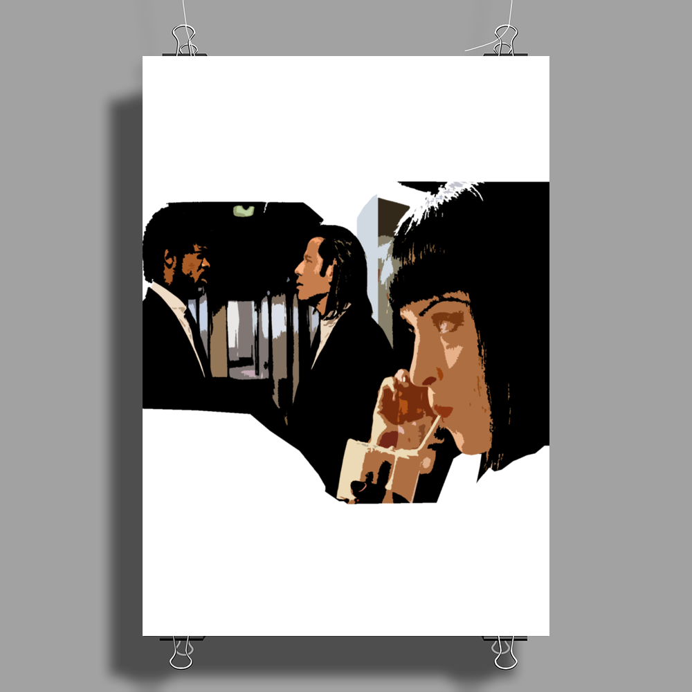 The Special Pulp Meeting Poster Print (Portrait)