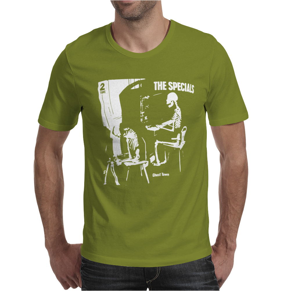 The Specials Ghost Town Mens T-Shirt