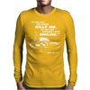 The Speed Mens Long Sleeve T-Shirt