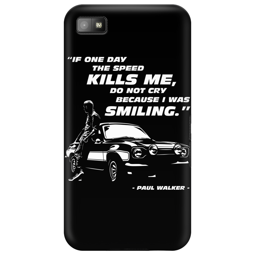 The Speed Phone Case