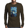 The Starry Night Harry Potter Mens Long Sleeve T-Shirt