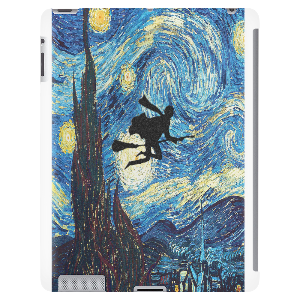 The Starry Night Harry Potter Tablet