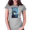 The Starry Night Harry Potter Womens Fitted T-Shirt