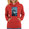 The Starry Night Harry Potter Womens Hoodie