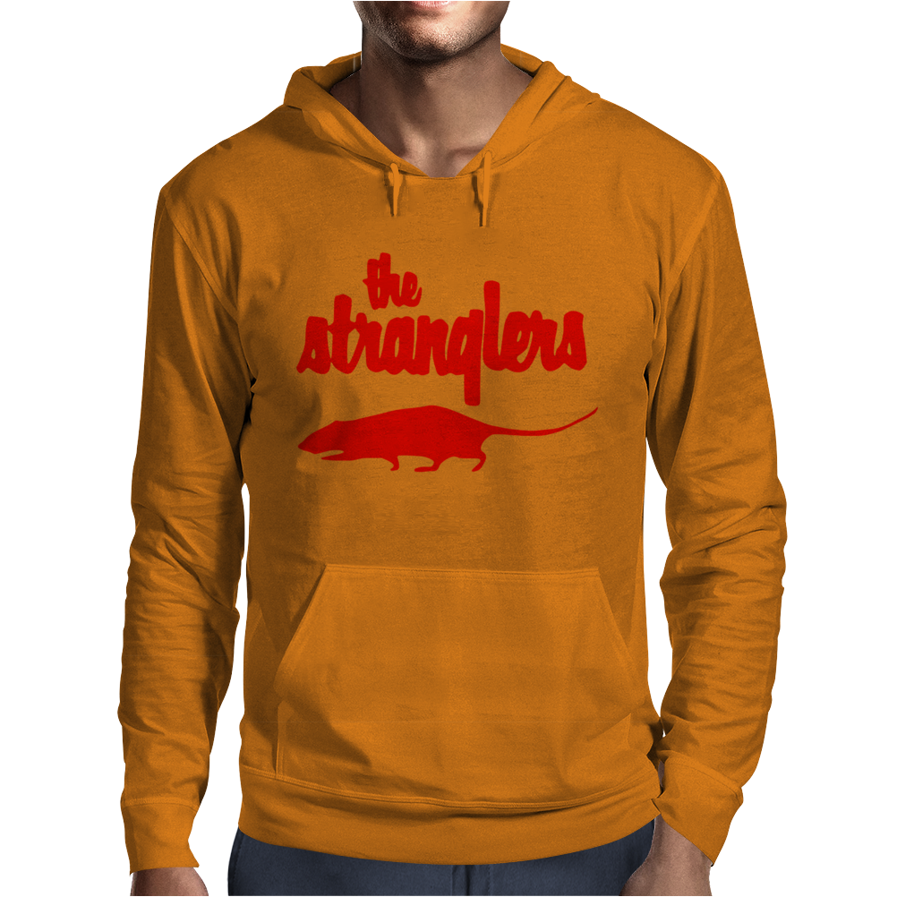 The Stranglers Rat Mens Hoodie