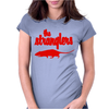 The Stranglers Rat Womens Fitted T-Shirt