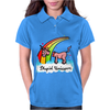 The stupid unicorn loses his head Womens Polo
