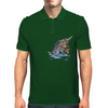 The Sturgeon Angler Mens Polo