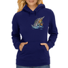 The Sturgeon Angler Womens Hoodie